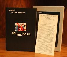 On The Road by Jack Kerouac FEL/ Facsimile First Edition Library 1957 HC DJ