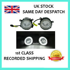 FOR MITSUBISHI L200 OUTLANDER PAJERO LED DRL DAYTIME RUNNING LIGHTS FOG LAMP KIT