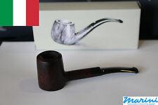 Pipa pipe pfeife Savinelli Capitol Bruyere 310 senza filtro liscia scura