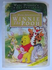 1996 DISNEY MASTERPIECE COLLECTION WINNIE THE POOH TIGGER FIGURE McDONALDS
