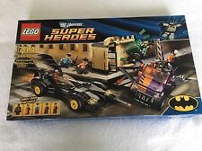 LEGO BATMAN 6864. BATMOBILE & THE TWO FACE CHASE. NEW SEALED. PRIVATE COLLECTION