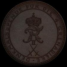 MILITÄR: Medaille. OSTPREUSSISCHES GRENADIER-REGIMENT 4, RASTENBURG (KĘTRZYN).