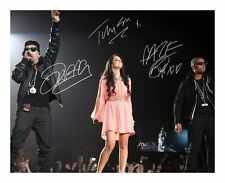 N-DUBZ SIGNED AUTOGRAPHED A4 PP PHOTO POSTER