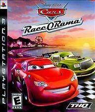 Cars Race-O-Rama (Sony PlayStation 3, 2009)