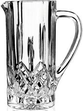 RCR OPERA Crystal GLASS-CARAFFA 120cl-NUOVO / boxed