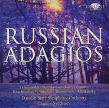 Svetlanov,Evgeny/SRUSS - Russian Adagios *CD*NEU*(edel)