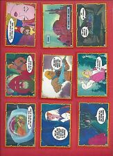1984 Topps Masters of the Universe starter set 44 of 88 CARDS  nm to mint
