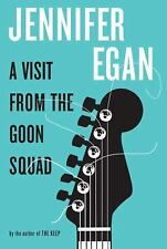 Jennifer Egan - Visit From The Goon Squad (2010) - Used - Trade Cloth (Hard