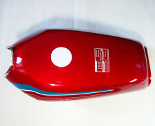 Honda CG-125 CG125 cc  Red Fuel Gas Tank
