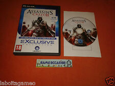 ASSASSIN'S CREED II 2 PC DVD-ROM PAL COMPLET