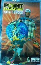 Point Blank- Mad at the World Cassette *SEALED* rap tape rare oop SPC TEXAS RAP