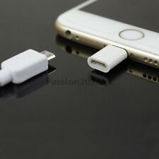 New Micro USB to Lightning Compatible Cable Converter Charger For iPod 6 5 5S