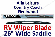 "Wiper Blade Alfa Leisure, Country Coach, Fleetwood RV Motorhome  - 26"" - 67261"