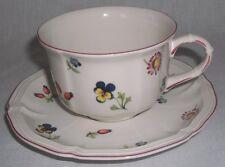 Villeroy & Boch PETITE FLEUR tea cup and saucer