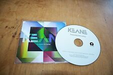 Keane - UK CD promo / The Lovers are Losing / Island Records