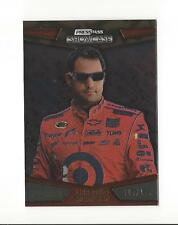 2010 Press Pass Showcase Gold #11 Juan Pablo Montoya 103/125