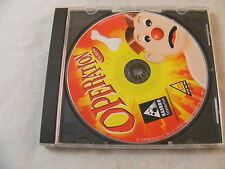Operation Game - Hasbro.   CD Rom Game (PC 1998)  Win 95-98