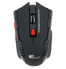 2.4GHz Wireless USB Receiver Pro Gamer Gaming Mouse Mice For PC Laptop Desktop