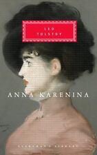 Anna Karenina (Everyman's Library)-ExLibrary