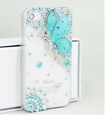 "3D Handmade Fairy crystal Finished case cover For iPhone6 plus 5.5"" NEW #C32"
