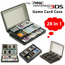 28 in 1 Game Card Case Holder Cartridge Storage Box for Nintendo 3DS 3DS XL LL