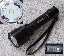 * Novità Mondiale * UltraFire c8 CREE XP-L Hi v3 5 Mode Torcia LED 3000lm - 2017