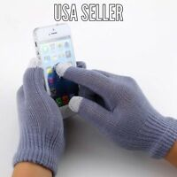 Capacitive Touch Screen Gloves Hand Warmer For Tablet Cell Phone Smartphone A1
