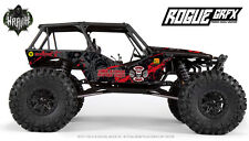 Axial Wraith Graphic Wrap- Zombie Response Vehicle