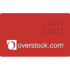 Get a $100 Overstock.com Gift Card for only $85 - Email delivery