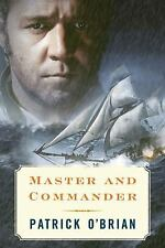 G, Master and Commander (Movie Tie-In Edition), Patrick O'Brian, 0393325172, Boo