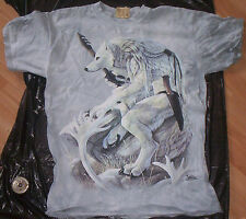 Wolf Spirit t shirt, size L The Mountain