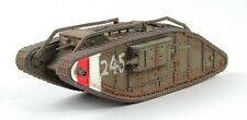 Wings of the Great War 10201 British Mk IV 'Female' Tank #245 1/72 Scale Model