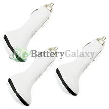 3 USB Travel Battery Car Charger Adapter for Tablet Apple iPad Mini 1 2 3 Air