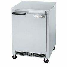 Beverage Air UCF20, 20-Inch Undercounter Freezer with 1 Solid Door, UL, NSF