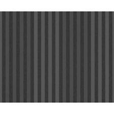 COMME Création noir rayé Motif Papier Peint Moderne En relief Non tissé 303975
