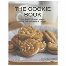 The Cookie Book: More than 200 great cookie, biscuit, bar and brownie recipes, A