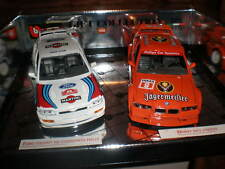 1/24 Ford Escort Rally & BMW M3 ( touring race car )