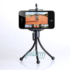 Smart Cell Phone Tripod Mount Holder Adapter For Samsung Galaxy iphone new