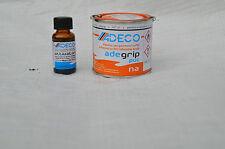 Adeco Schlauchbootkleber PVC 2 Komponenten Kleber Klebstoff 2K Kleber für Profi