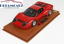 BBR Ferrari 365 GT4 BB #75 24hr LeMans 1977 1/18 BBRC1813BV - Limited 130 pcs