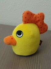 Lego Soft Plush Toy Chick Sound Shaker Rare