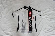 New Sugoi Evolution Jersey Women's Medium Short Sleeve Bike Cycling Jersey M
