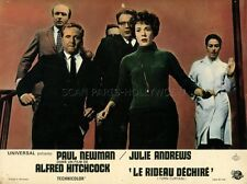 JULIE ANDREWS  ALFRED HITCHCOCK TORN CURTAIN 1966 VINTAGE LOBBY CARD #7