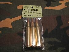 30-06 SPRINGFIELD TACTICAL TRAINING ROUNDS,  SET OF 3 SNAP CAPS