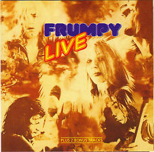FRUMPY  Live  2CD  /  DIGIPAK + 3 bonus tracks