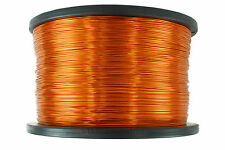 Magnet Wire 32 AWG Gauge Enameled Copper 5lb 24440ft 200C Magnetic Coil Winding