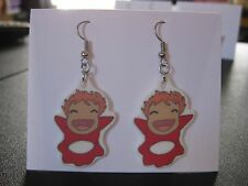 Ponyo EARRINGS Miyazaki Ponyo on the Cliff by the Sea