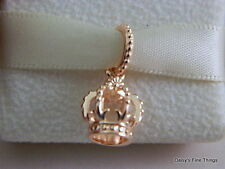 NEW! AUTHENTIC PANDORA CHARM ROSE COLLECTION NOBLE SPLENDOR #781376  P