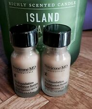 Perricone MD No Foundation Foundation serum SPF 30 0.3oz Shad#2 Light To Medium