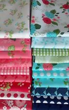 19 Fat Quarters of Lella Boutique's GOOSEBERRY Moda Fabrics - 4.75 yards total